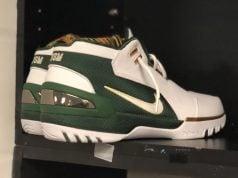 LeBron James Nike Air Zoom Generation SVSM