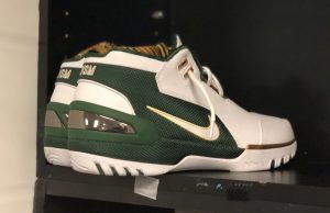 LeBron James Nike Air Zoom Generation SVSM