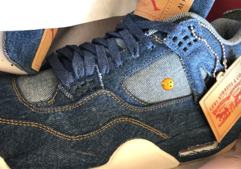 Levis Air Jordan 4 2018 Collection Release Date  00531083cf
