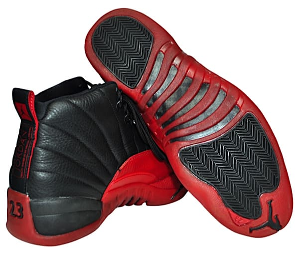 Michael Jordan Air Jordan 12 Flu Game 1997