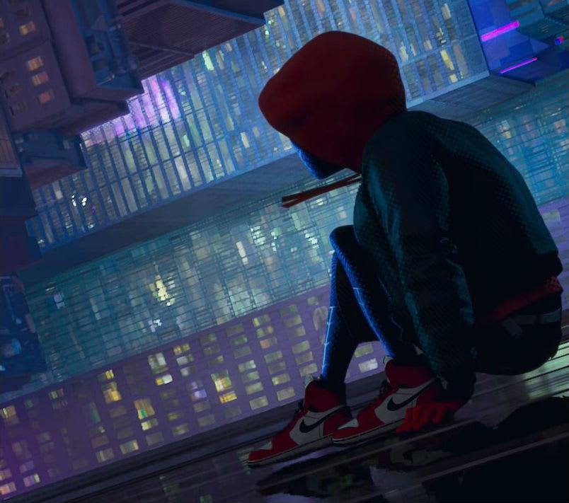 Miles Morales Spider-Man Air Jordan 1