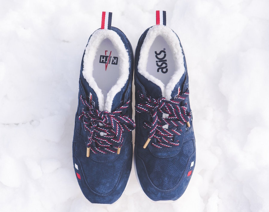 Moncler Kith Asics Gel Lyte III Release Date