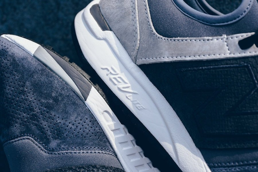 New Balance 247 Navy Grey