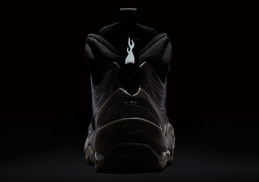 Nike Air Bakin Posite 618056-002