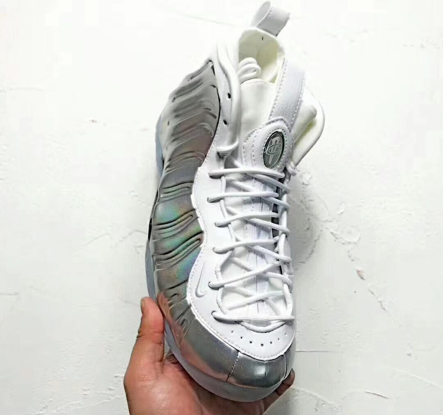 Nike Air Foamposite One Luminous Galaxy Customs By Chef