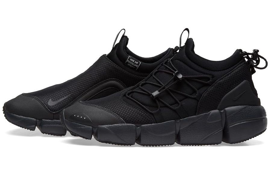 Nike Air Footscape Utility Triple Black AH8525-002  25ec74dcc9