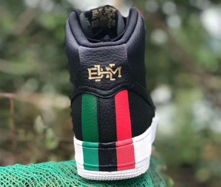 Nike Air Force 1 High BHM Black History Month 2018