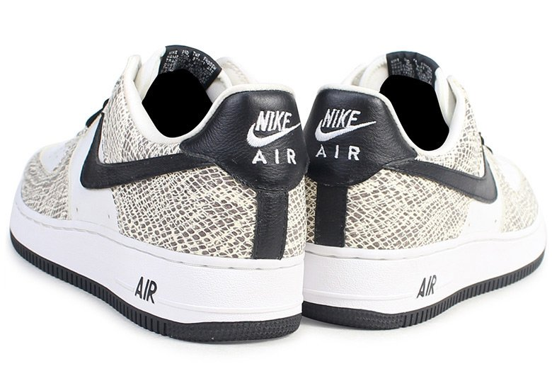 Nike Air Force 1 Low Cocoa Snake 845053-104 2018