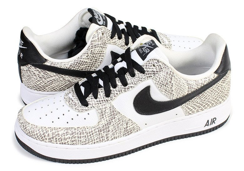 Nike Air Force 1 Low Cocoa Snake 845053