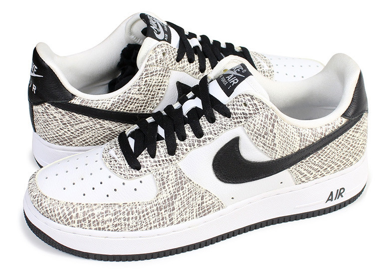 The Return Of The Nike Air Force III Low