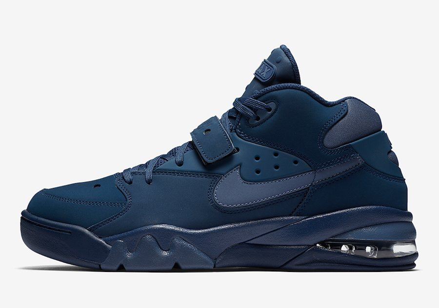 Nike Air Force Max Blue AH5534-400