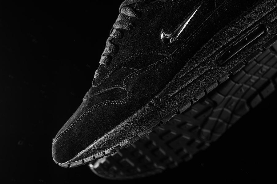 air max 1 jewel black chrome