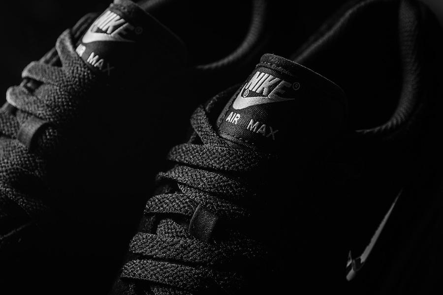 Nike Air Max 1 Premium Jewel Black Chrome 918354-005