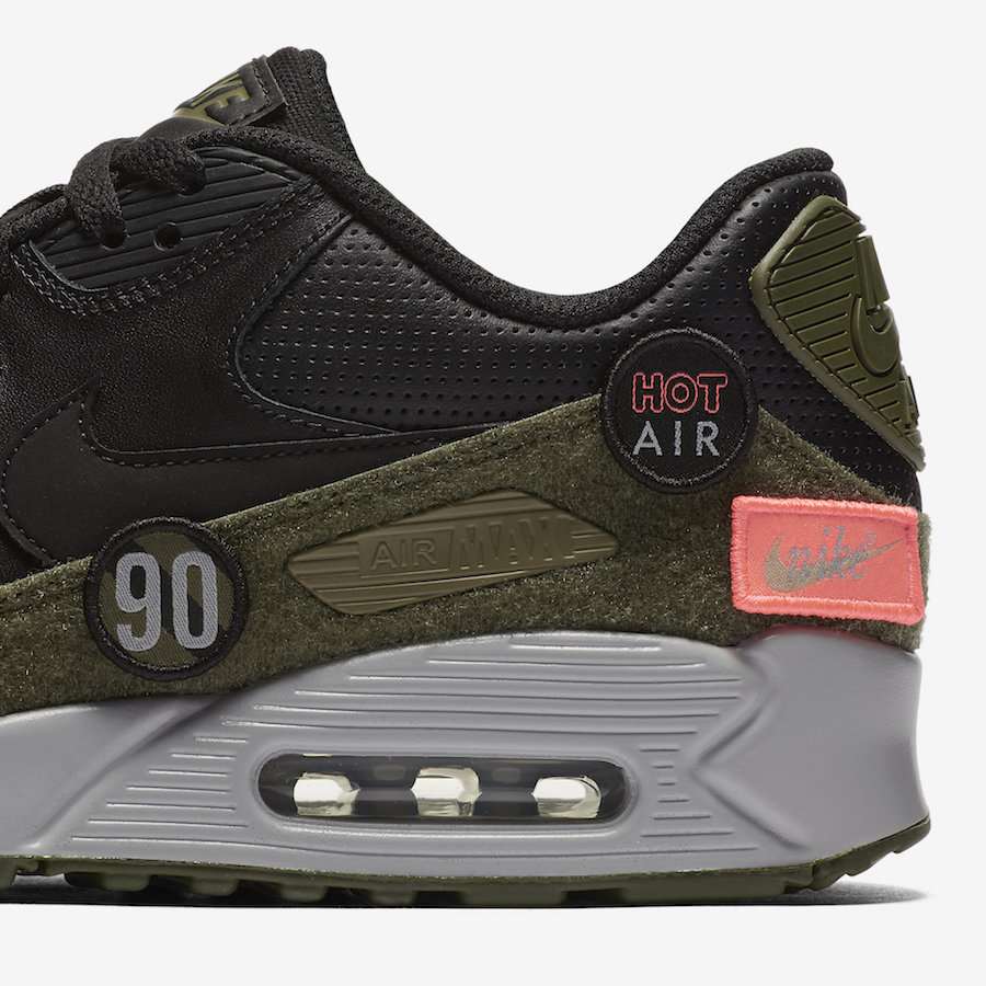 best service a357c a96bc Nike Air Max Hot Air Pack Release Date | SneakerFiles