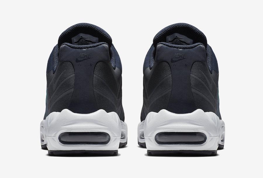 Nike Air Max 95 Big Logo Slate Obsidian AJ7183-400