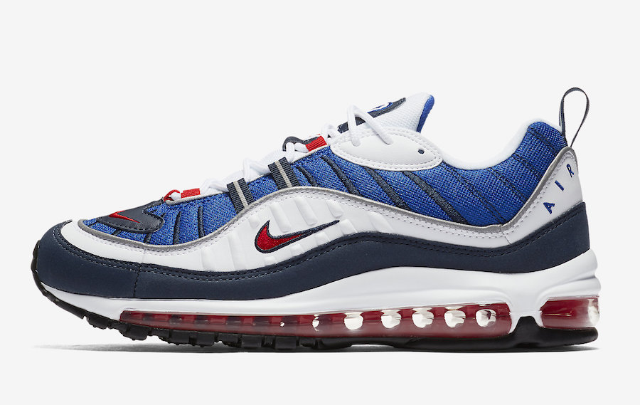 nike air max 98 white black racer blue nz