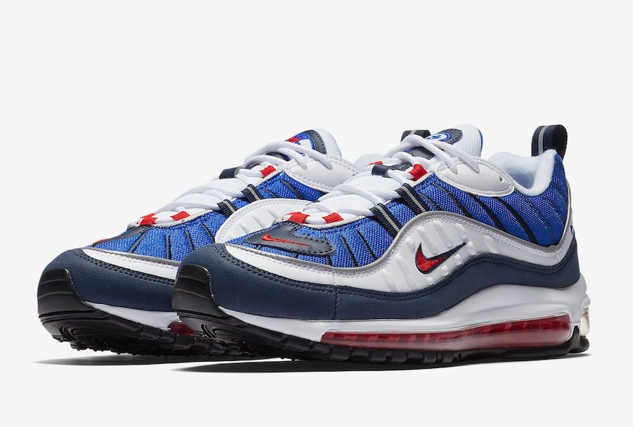 nike air max 98 cobalt blue