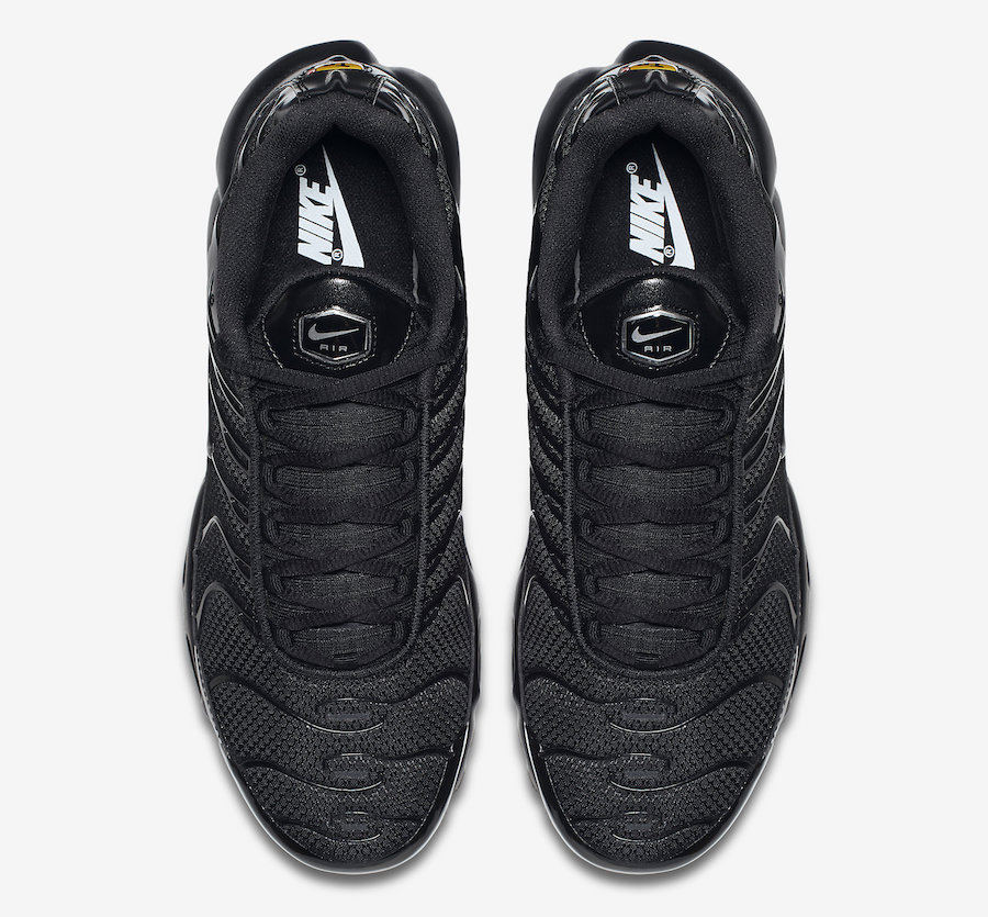 Nike Air Max Plus Triple Black 604133-050