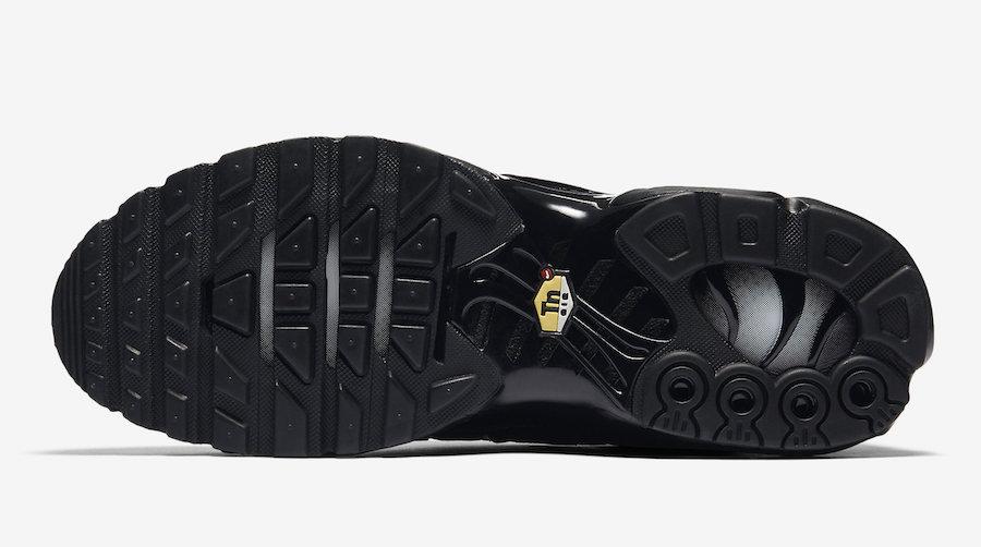 Nike Air Max Plus Triple Black 604133-050