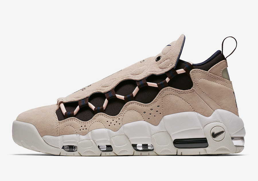 Nike Air More Money Japanese Yen AJ7383-800 Release Date