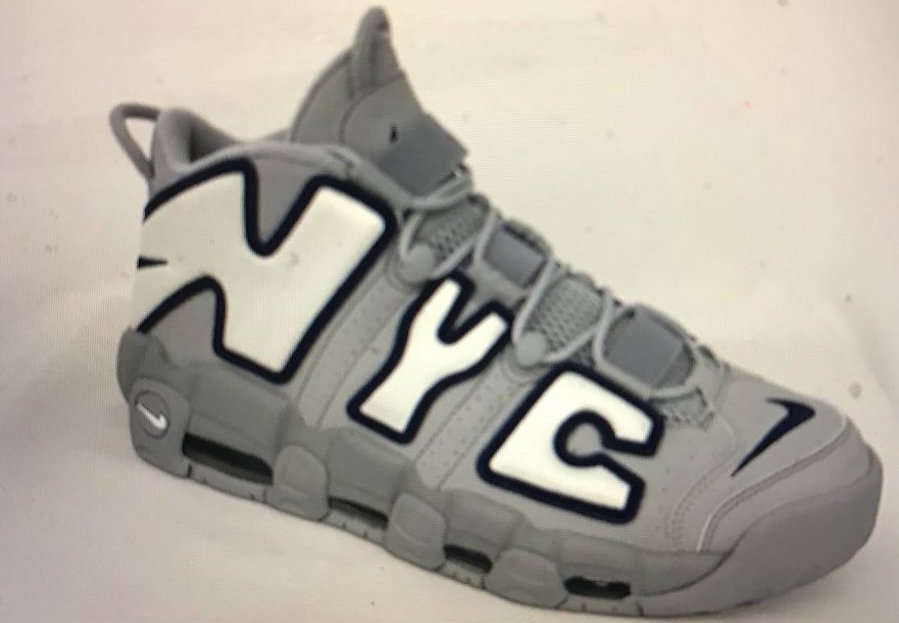 First Look: Nike Air More Uptempo 'NYC'