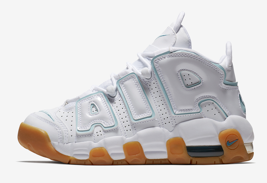 Nike Air More Uptempo Ocean Bliss 415082-107