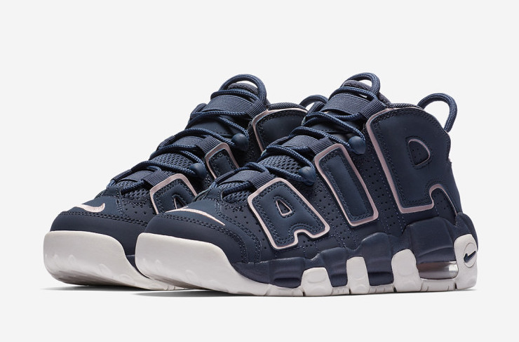 Nike Air More Uptempo Thunder Blue 415082-402