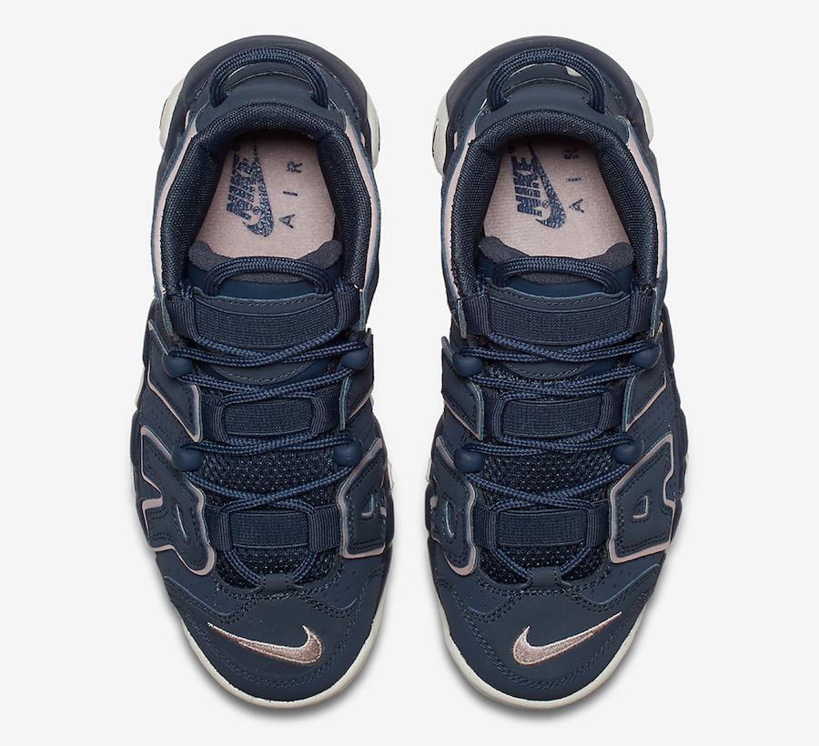 Nike Air More Uptempo Thunder Blue 415082-402