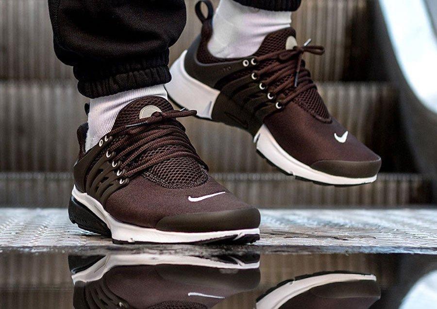 Nike Air Presto Essential Velvet Brown 848187-200
