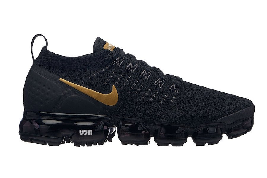 Nike Air VaporMax 2.0 Black Gold