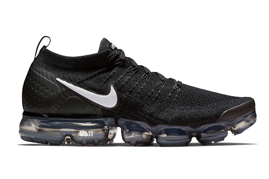 Nike Air VaporMax 2.0 Black White
