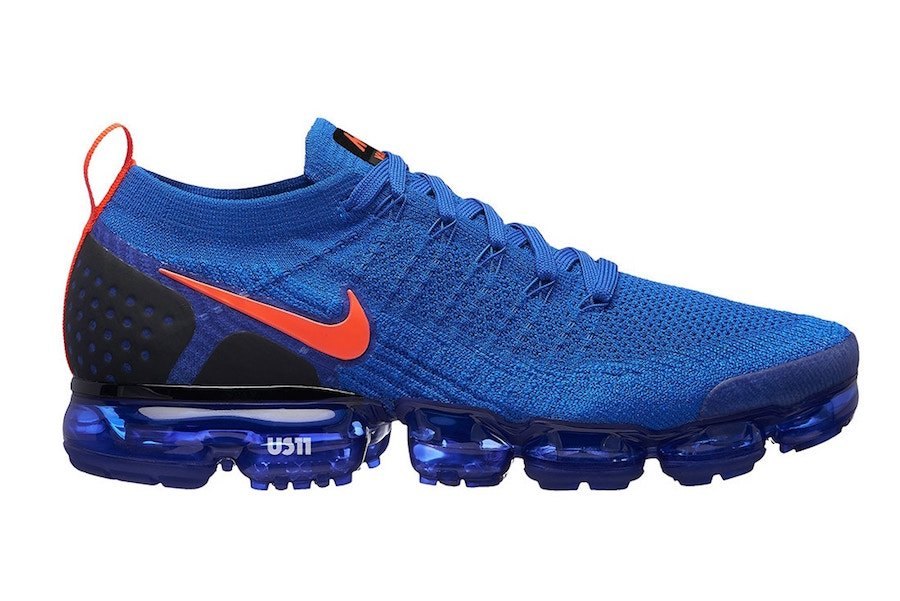 Nike Air VaporMax 2.0 Blue Orange