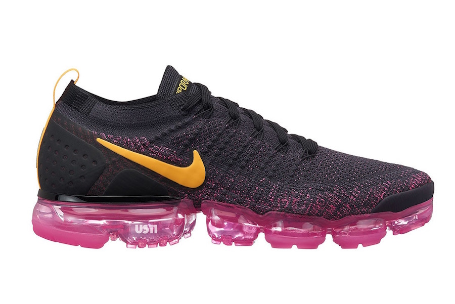 Nike Air VaporMax 2.0 Blue Pink Yellow