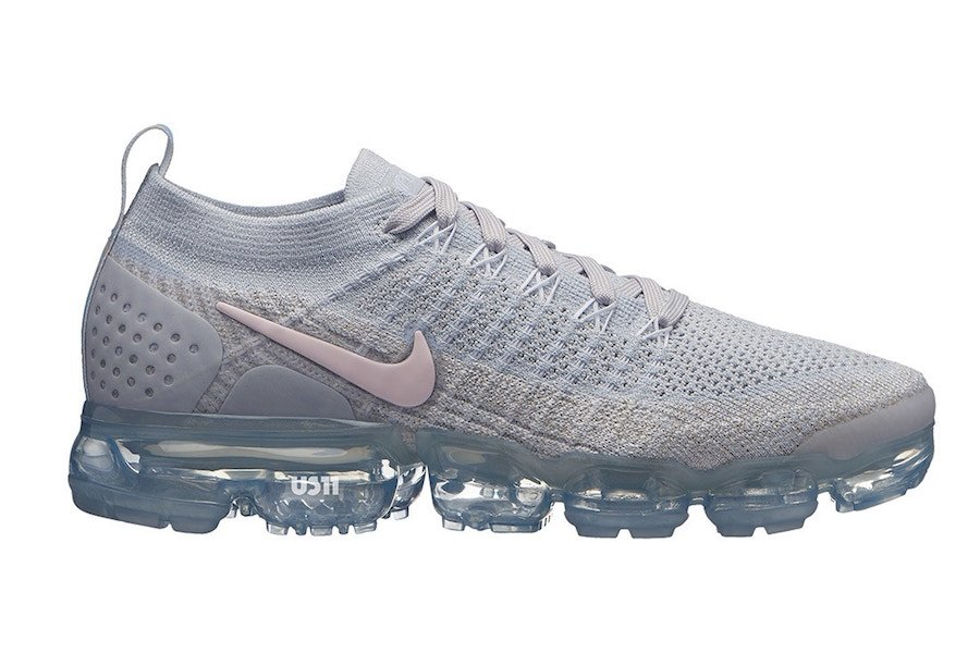 Nike Air VaporMax 2.0 Grey Light Pink