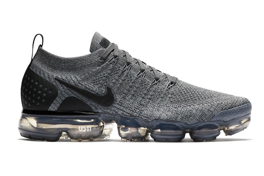 Nike Air VaporMax 2.0 Grey White Black