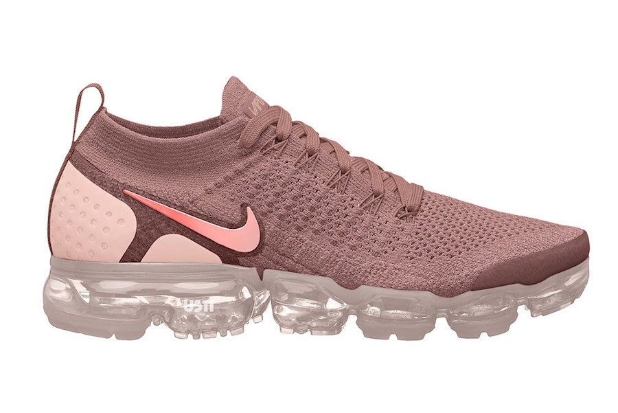 Nike Air VaporMax 2.0 Peach Pink Rose