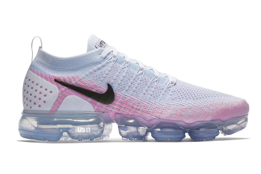 Nike Air VaporMax 2.0 White Pink Black
