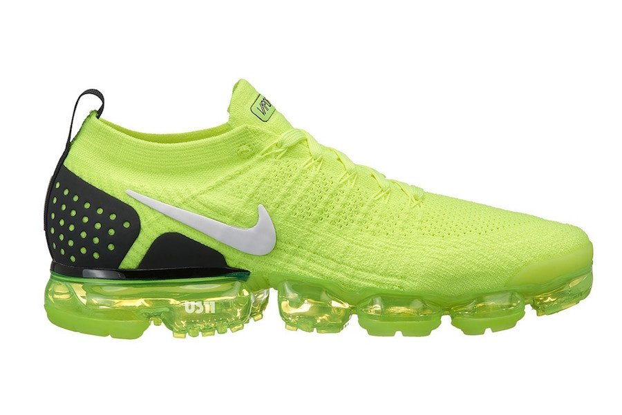Nike Air VaporMax 2.0 Lime Green