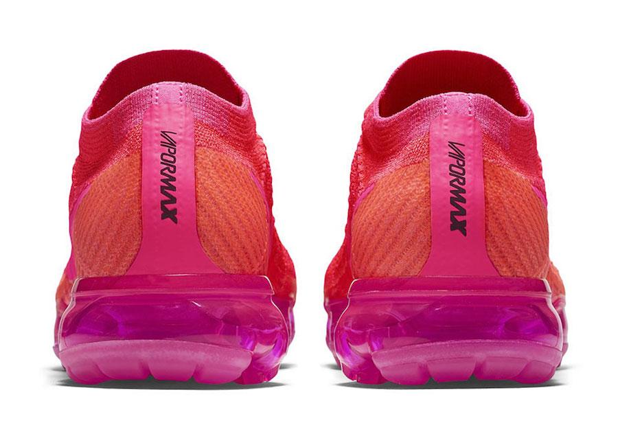 Nike Air VaporMax Bright Crimson Hot Pink