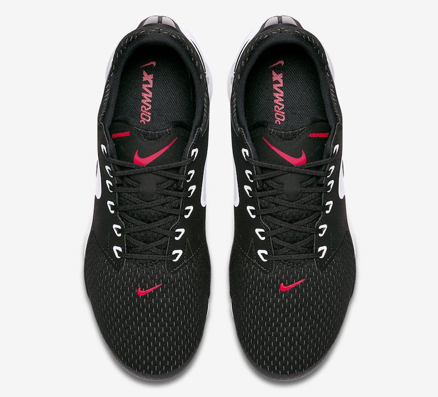 Nike Air VaporMax CS Black White Red AH9046-003