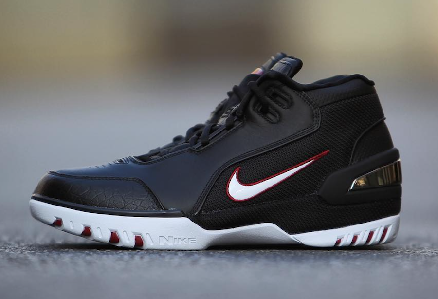 Nike Air Zoom Generation Black 2017 Retro