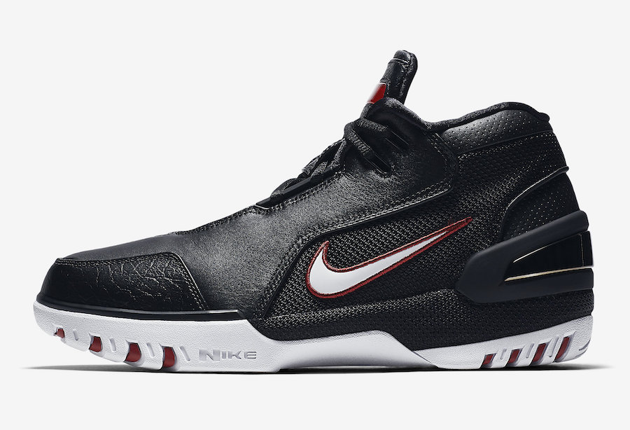 Nike Air Zoom Generation Black Retro AJ4204-001