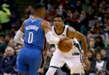 Nike Giannis Antetokounmpo Russell Westbrook Signature Shoes