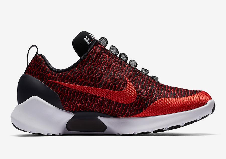 Nike HyperAdapt 1.0 Habanero Red 843871-600
