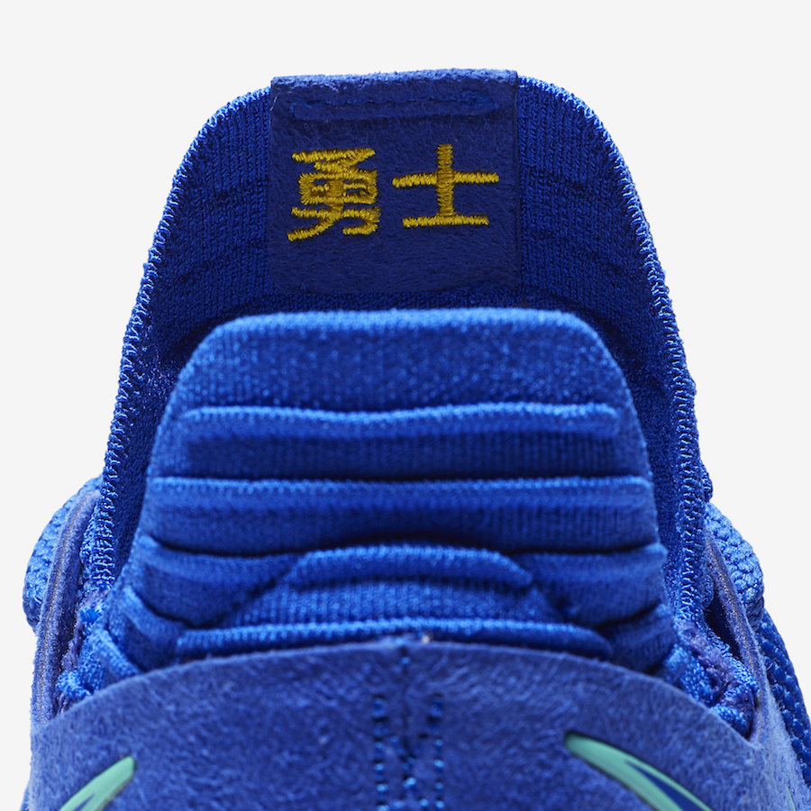 Nike KD 10 City Edition Chinatown 897816-402