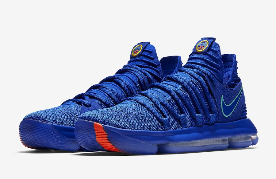 Nike KD 10 City Edition Chinatown Release Date  1b37beace