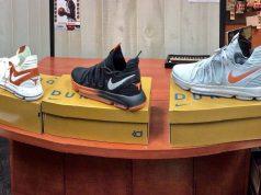 Nike KD 10 Texas Longhorns Pack
