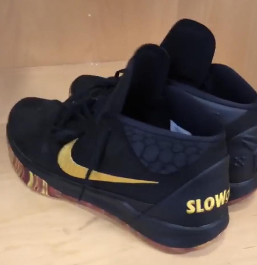 Nike Kobe AD Slow Grind Isaiah Thomas PE