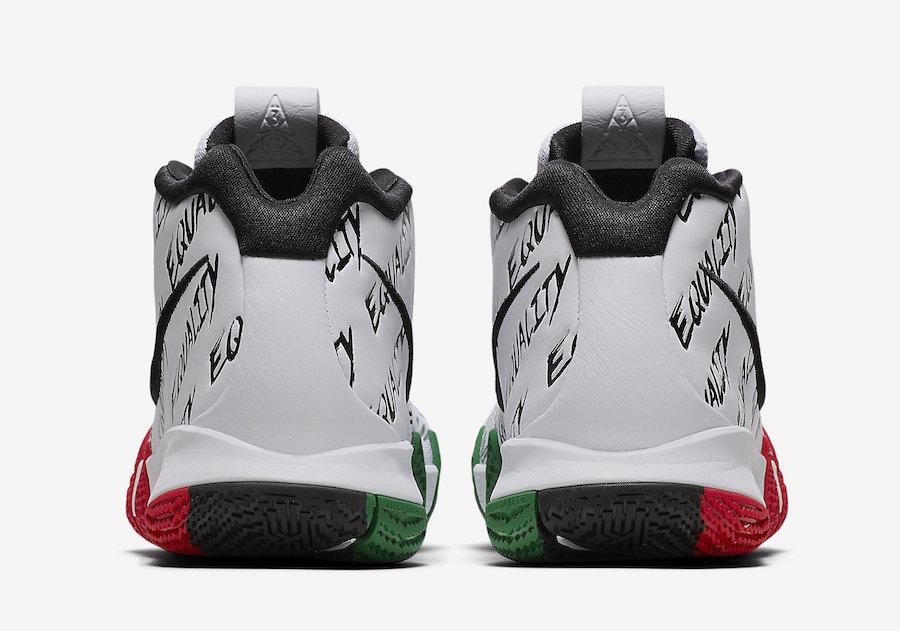Nike Kyrie 4 BHM Black History Month AQ9231-900