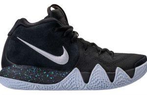 Nike Kyrie 4 Black White 943806-002